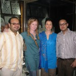 Bellamy Young @ Subhash Emporium Agra