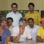 Ashton Kutcher @ Subhash Emporium Agra