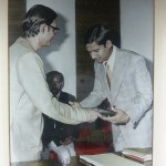 National Award -1973 for best marble handicrafts