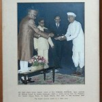 National Award for Master Craftsman-1980 for outstanding design and art